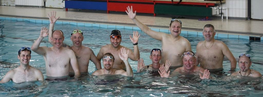 DATEV Challenge Roth Schwimmseminar 7./8.11.2015