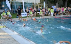 Challenge Swim Night 2013
