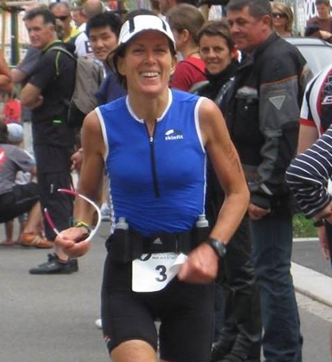 Gabi Celette erläuft sich Weltmeistertitel beim Halbmarathon in Budapest