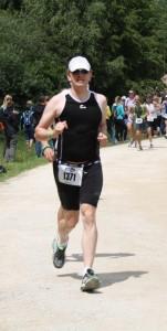 Jens Maukisch Rothsee Triathlon 2013