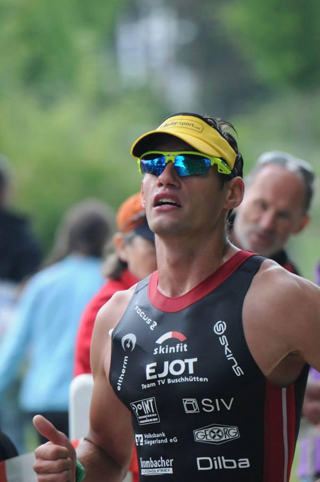 Felix Weiss mit zweitbester Laufzeit in Erlangen auf Platz 4