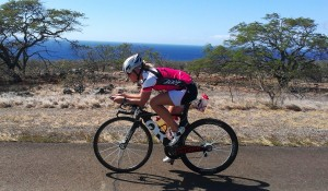 Anja Beranek Ironman Hawaii 2013