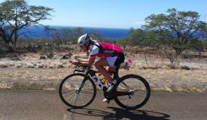 Anja Beranek Ironman Hawaii 2013