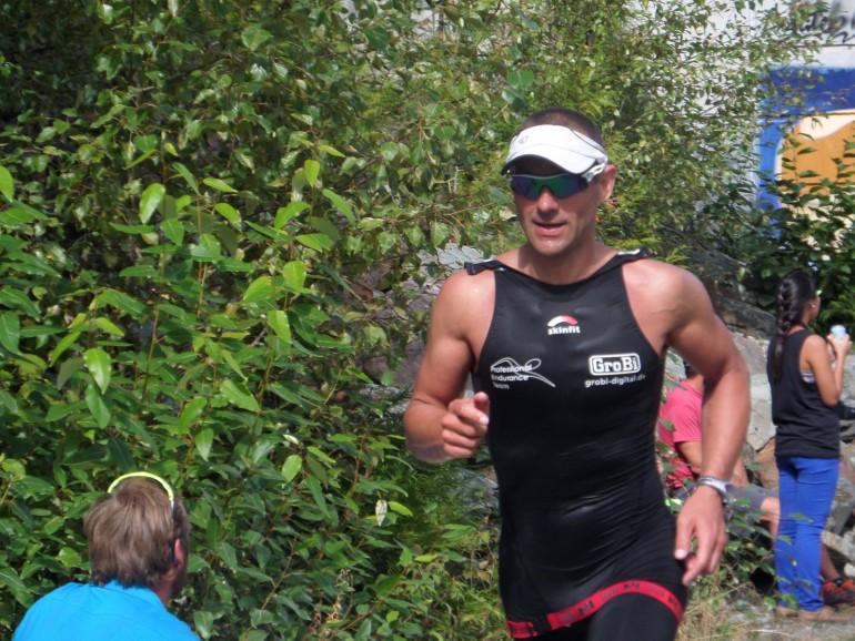 Ingmar Binder – das erste Mal Ironman Hawaii