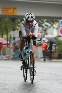 Barbara Burkert Ironman 70.3 Luxembourg 2013