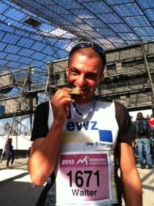 Walter Reichmuth Marathon München 2013