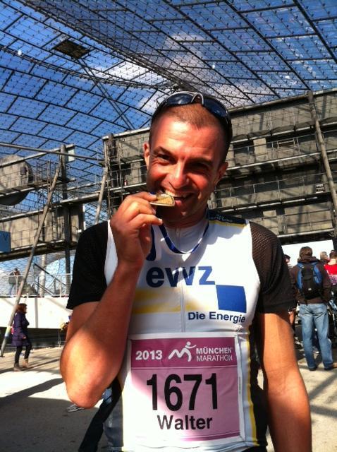 Marathon München – Sub 3 und ein erstes Finish
