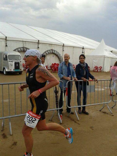 Nancy Nöske – 2ter Platz beim Challenge Barcelona