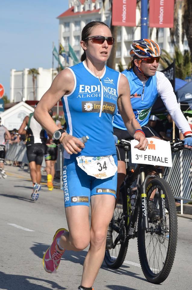 """Simone Brändli: Ironman 70.3 Südafrika:  Kein """"wenn und aber"""" !"""