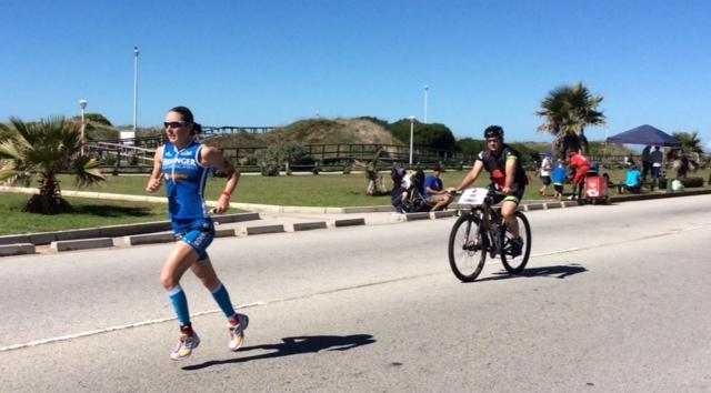 Simone Brändli IM SA 2014 Lauf