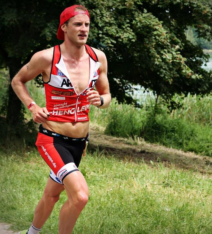 Triathlon Ingolstadt: Conrad wird 4ter über die Mitteldistanz, Glockshuber auf Rang 3 über die oly. Distanz