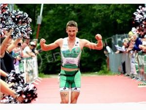 Bastian Glockshuber Triathlon Ingolstadt 2014