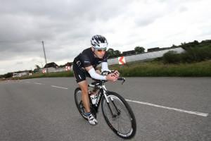 Mirko Kampf - Vierlanden Triathlon 2014