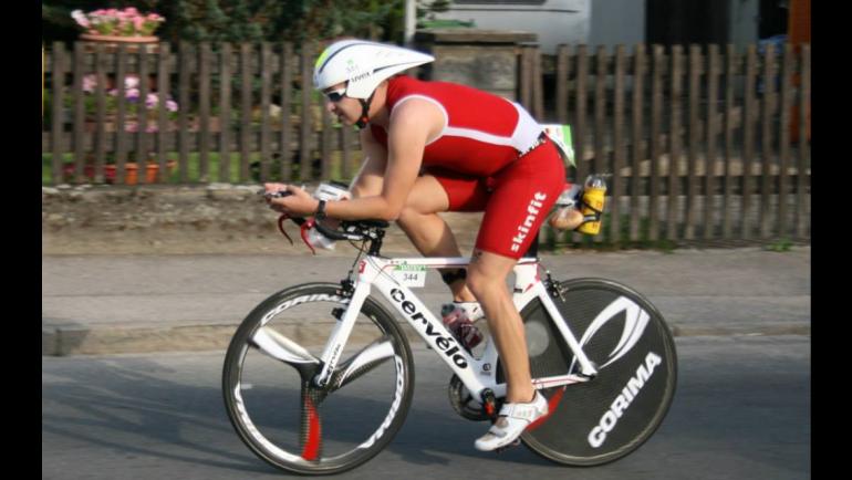 Michi Knautz – 3ter deutscher Meister über die Langdistanz in der AK
