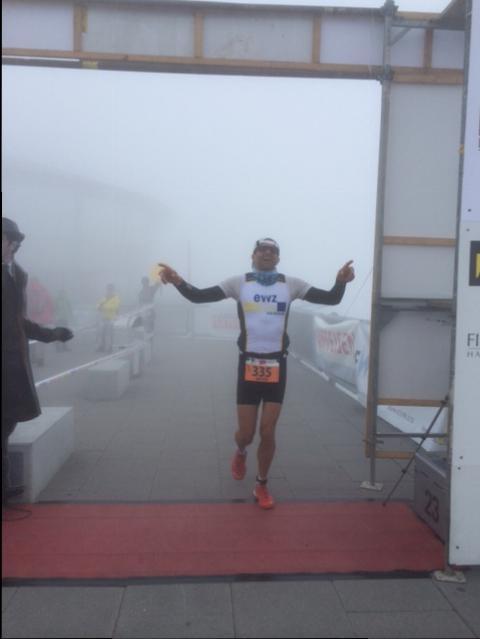 Walter Reichmuth – Inferno Triathlon – es hätte ein beschaulicher Tag werden können…