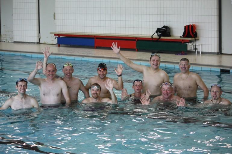 Das war unser DATEV Challenge Roth Schwimmseminar 2014