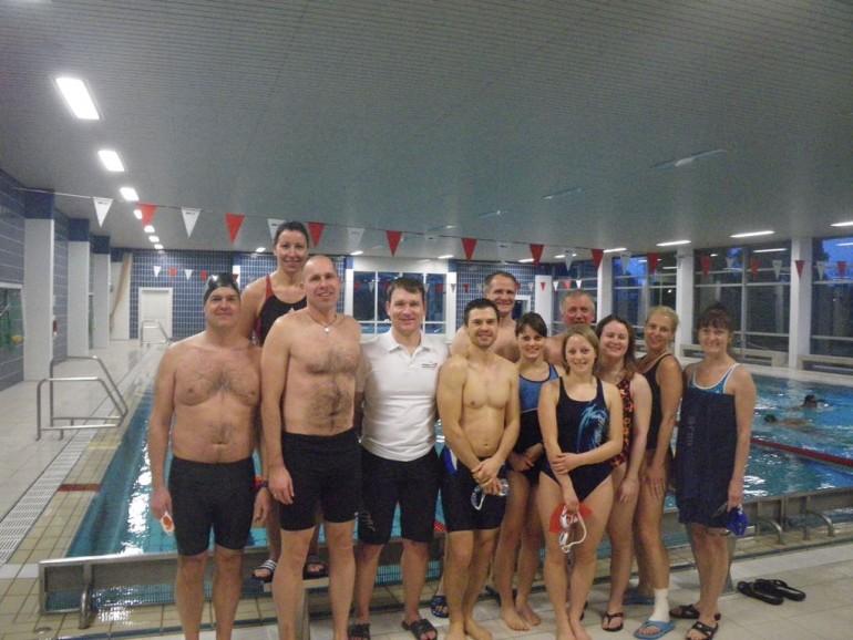 Erfolgreiches Schwimmseminar für Triathleten des Post SV Nürnberg