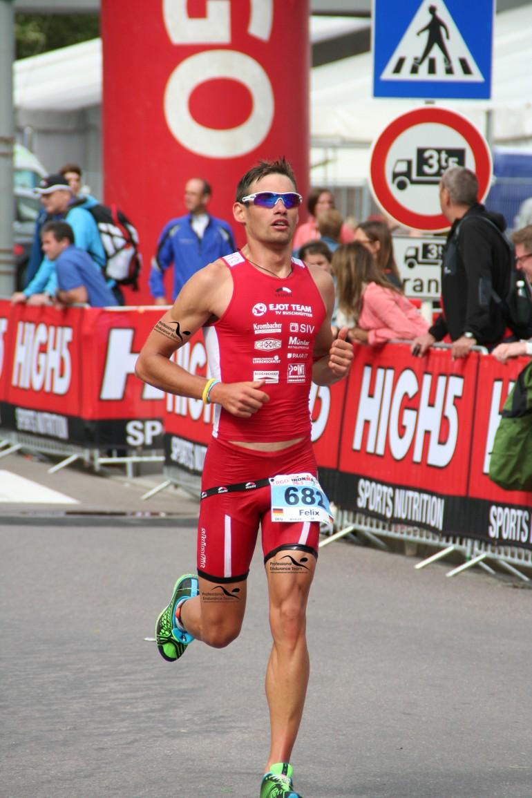 Felix Weiß sichert sich Slot für die Ironman 70.3 Weltmeisterschaft