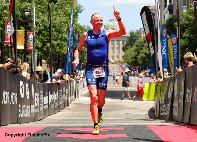 Andreas Bode – WM Quali beim Ironman 70.3 Raleigh abgeholt