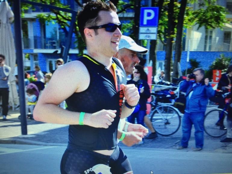 Michael Knautz – 45km bergab zurück zur Adria machten richtig Bock
