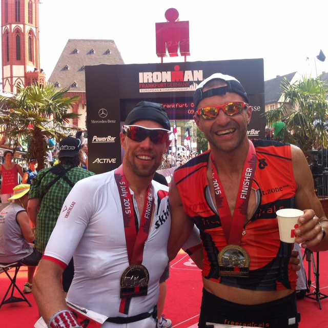 Walter Reichmuth – Ironman Frankfurt, oder wenn Hawaii am Main liegt