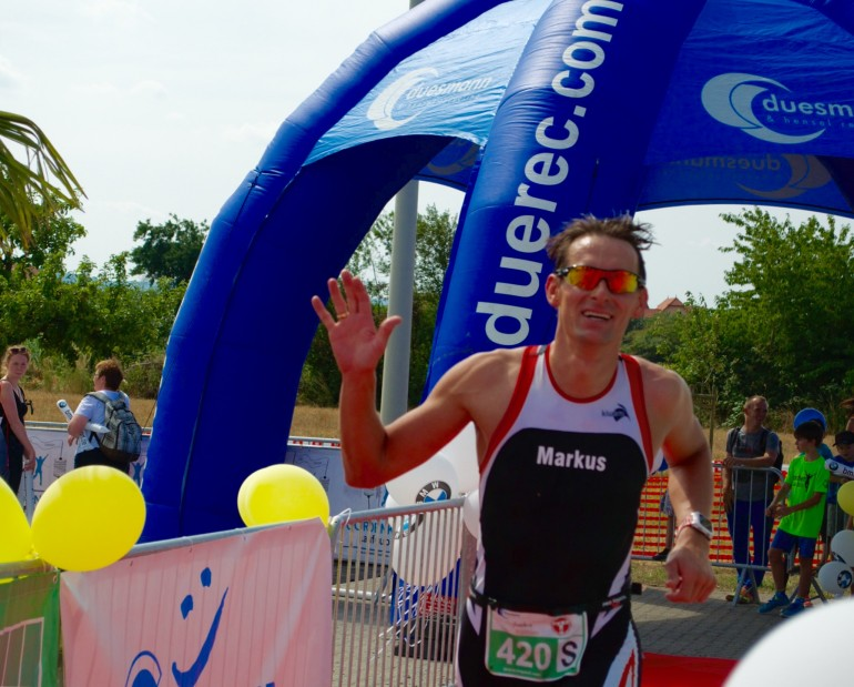 Markus Werner – Deutscher Meister der Ärzte über die Sprintdistanz