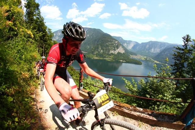 Andreas Kumlehn –  Platz 52 bei Salzkammergut Trophy (211km MTB mit 7049hm)