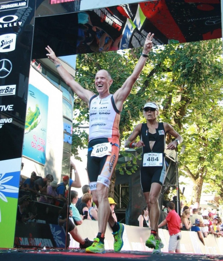 "Andreas Bode – ""Let the Happiness in"" – das Motto der 70.3 Weltmeisterschaft in Zell am See"