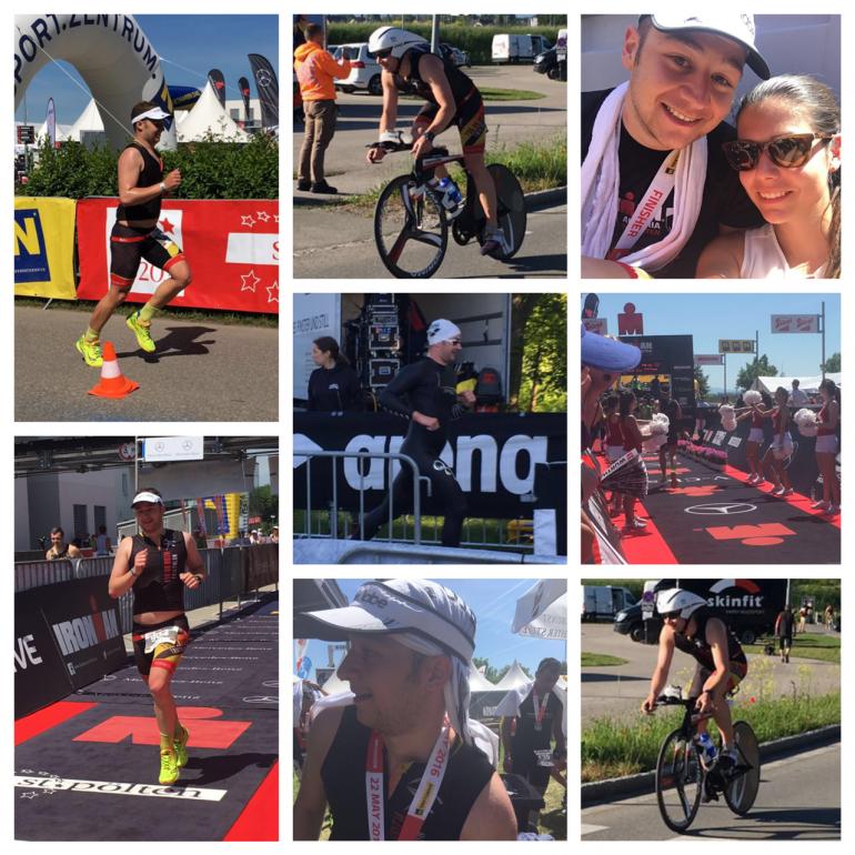Michael Knautz – Bestzeit beim Ironman 70.3 St. Pölten