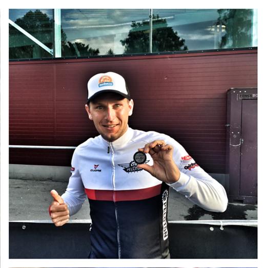 Tobias Kopp – Paybackday beim Ironman 70.3 Rapperswil