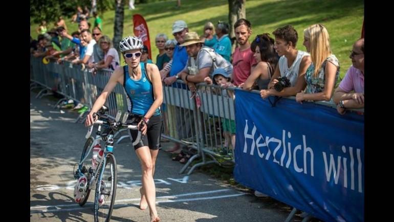 Julia Tempelmeier – Platz 1 beim Sprint in Hof