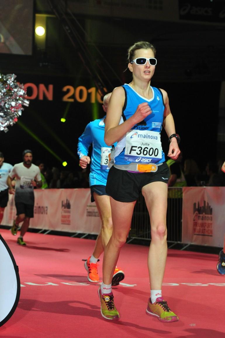 Julia Tempelmeier – wie fühlt sich ein Marathon an?