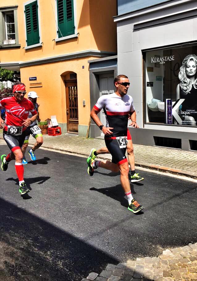 Tobias Kopp – Countdown Ironman Frankfurt 2017 läuft