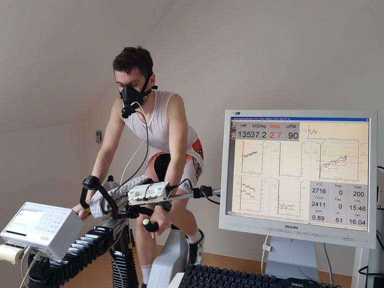 Duathlon Hilpoltstein – Ralf Domider fährt schnellsten Radsplit des Tages