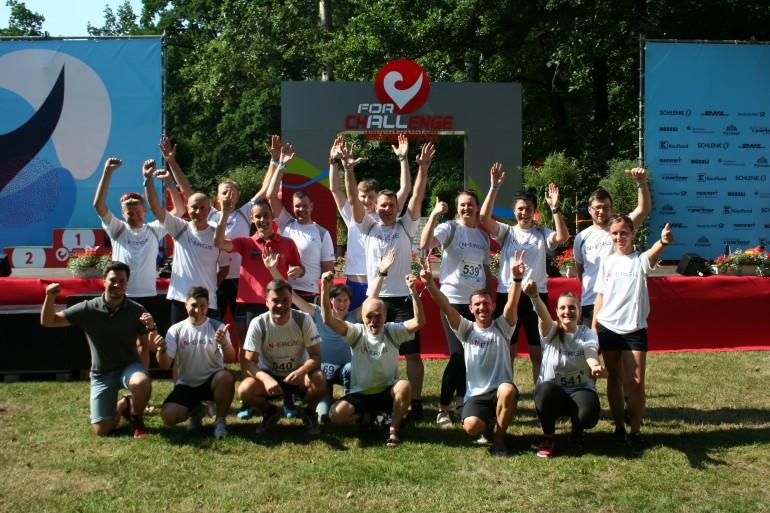 Städtische Werke Nürnberg – Erfolgreicher Auftritt beim Challenge forAll
