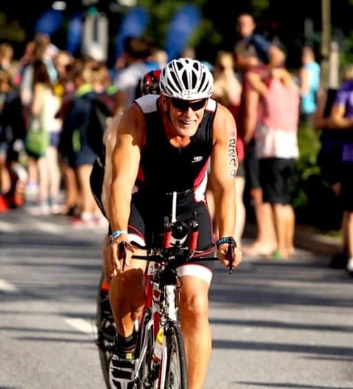 Johann Dirmeier – Ironman mal als Duathlon