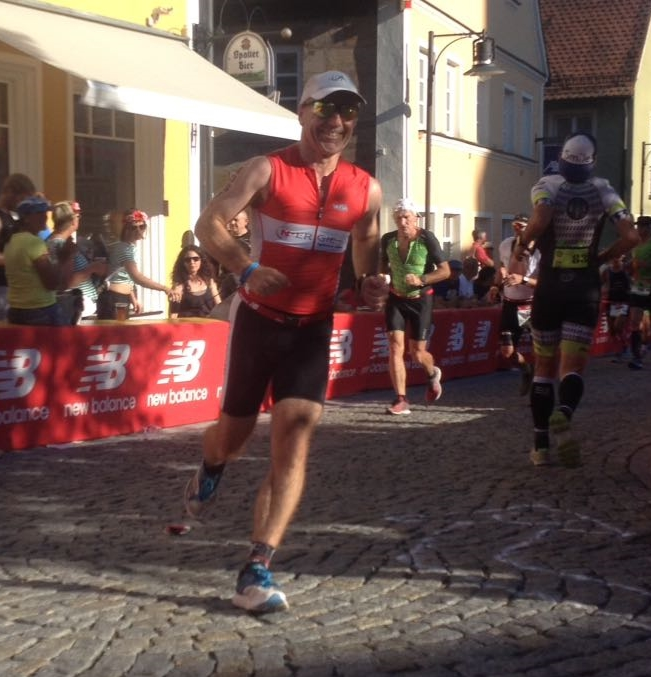 Frank Kaldun – DCR 2018 – Aufwärmen für den Berlin Marathon