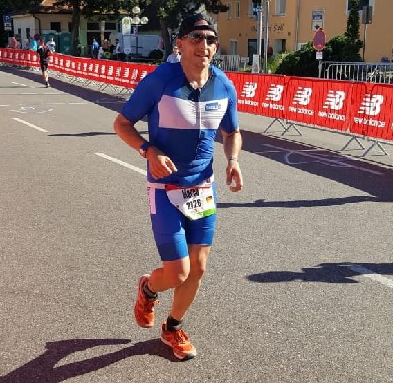 Marco Schneck – erste Langdistanz DATEV Challenge Roth 2018