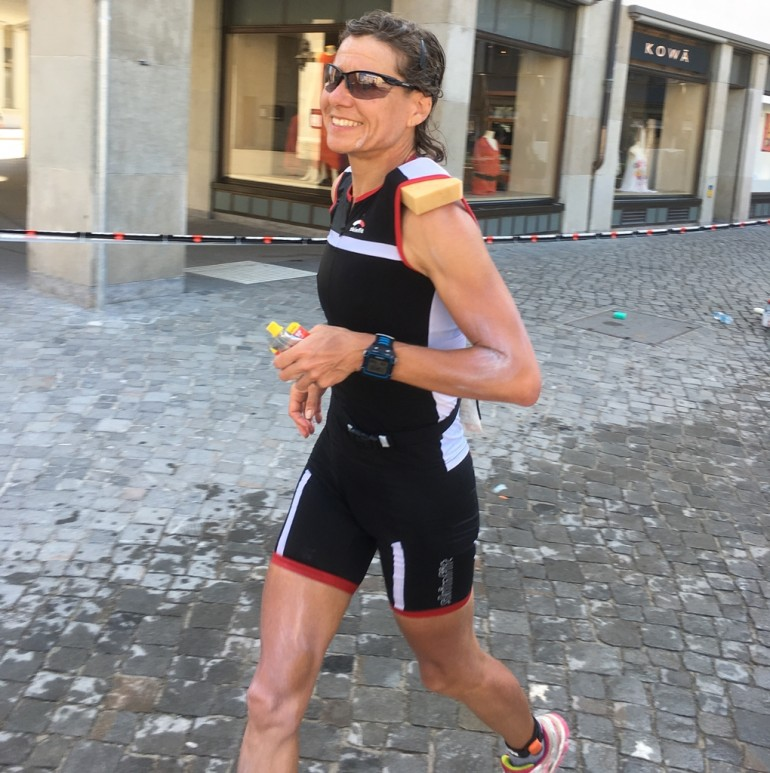 Jeanette Brunner – Ironman Zürich und das ohne Neopren