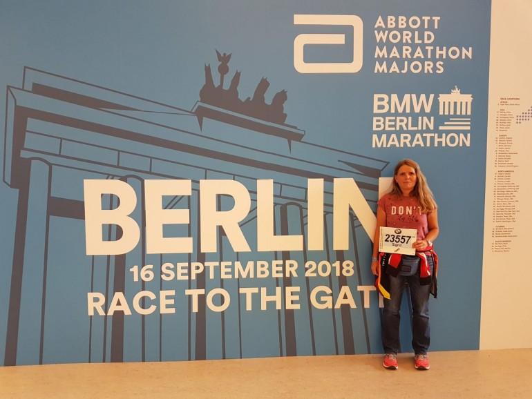 Sigi Kaldun – Berlin Marathon- das muss man mal gemacht haben