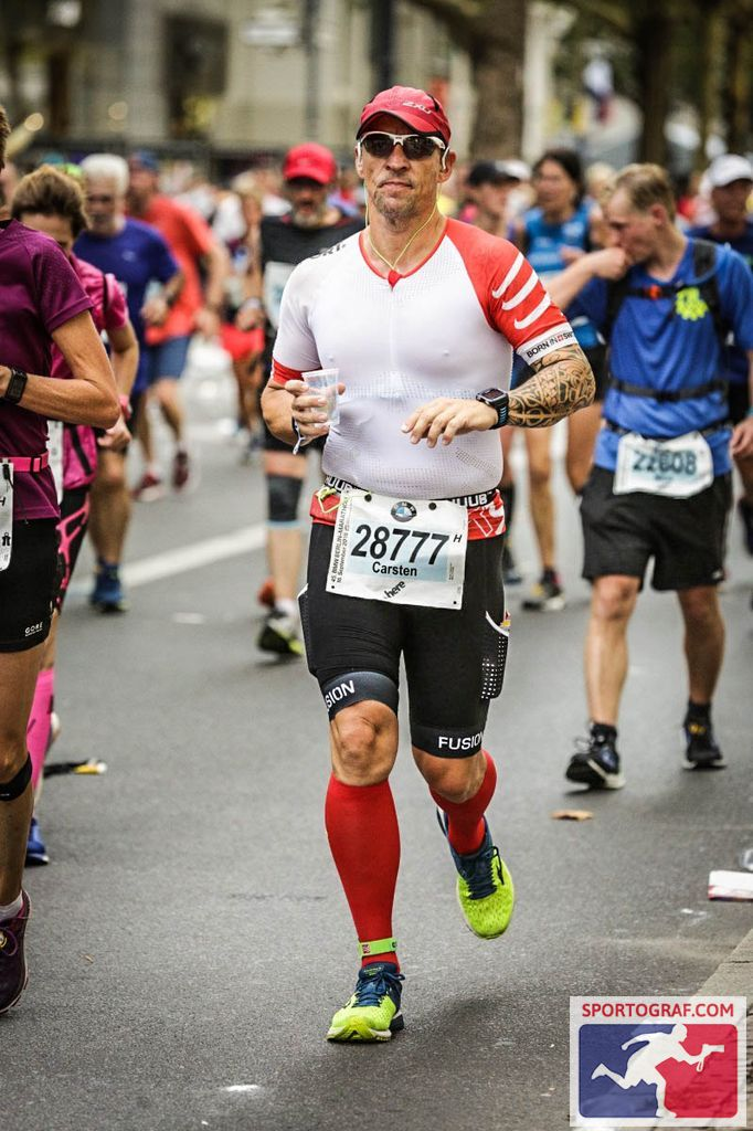 Carsten Meurer – Berlin Marathon – Gänsehaut pur