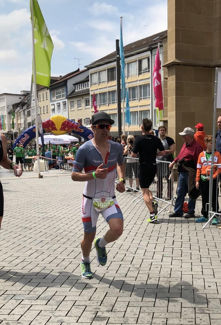 Marco Eckstein – Saisoneinstieg beim Challenge Heilbronn