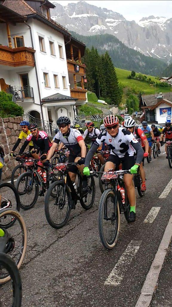 Mario Hessel beim HERO Bike Marathon 2019