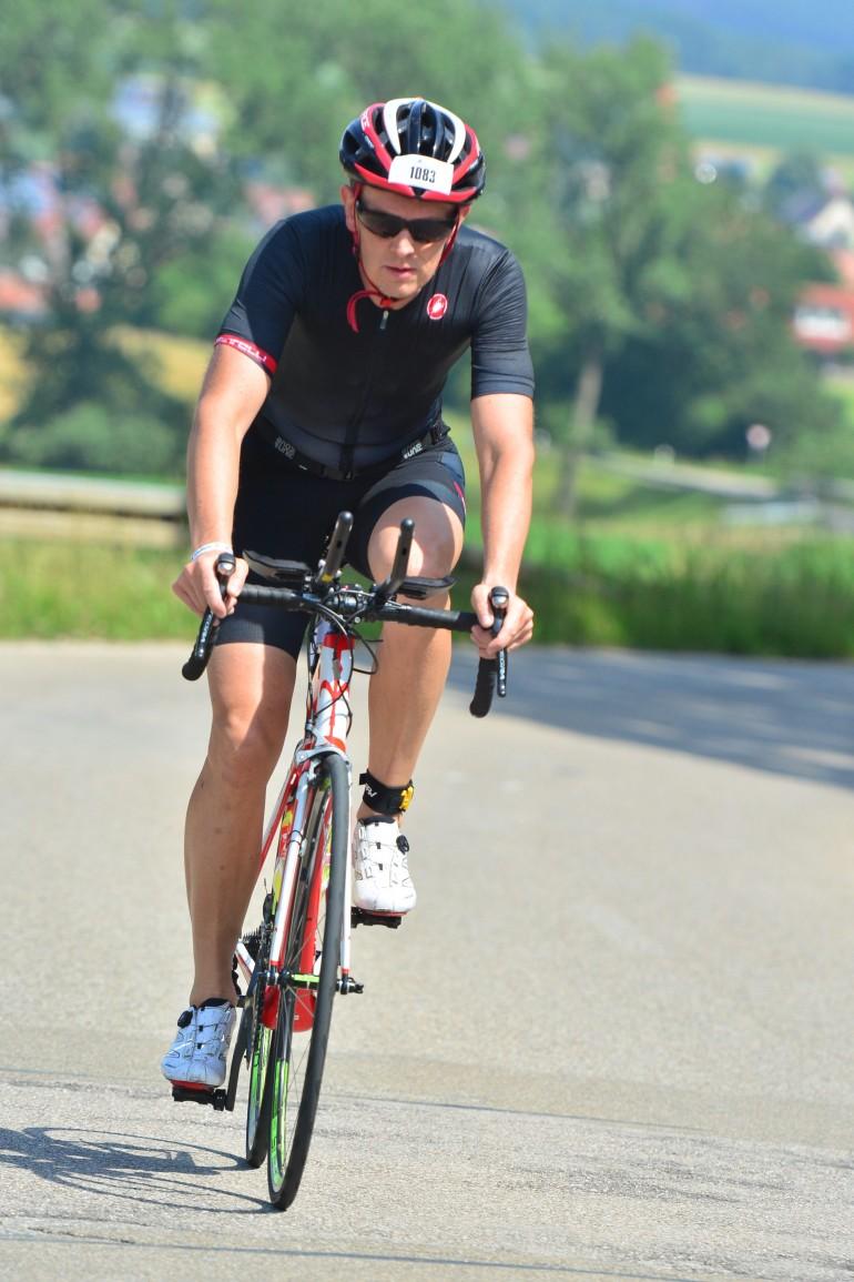 Franz Stadler – Vom Hobbyradfahrer zum ersten Triathlon