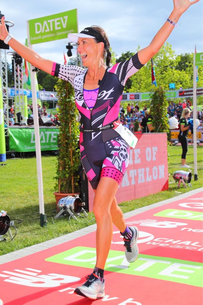 Steffi Steybe – Personal Best beim Challenge Roth
