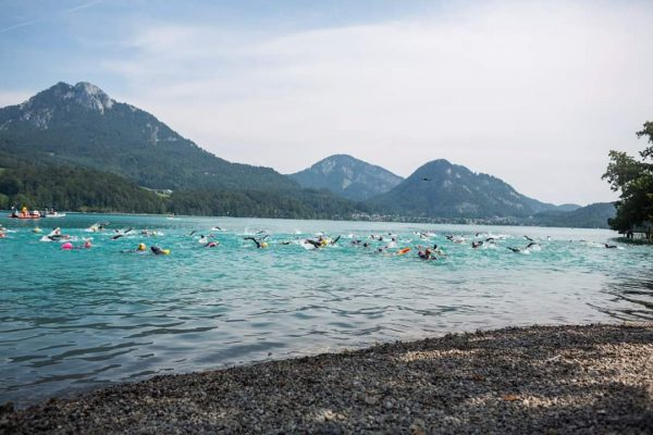 Carsten Meurer – Swim & Run am Fuschelsee