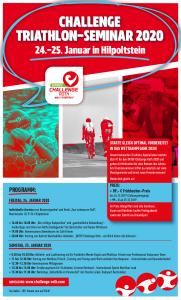 Challnege Roth Triathlon Seminar 2020