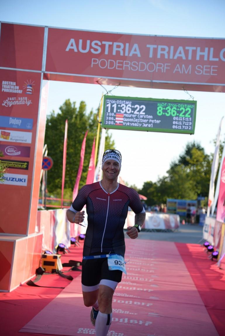 Carsten Meurer – Podersdorf, ein unglaublicher Moment