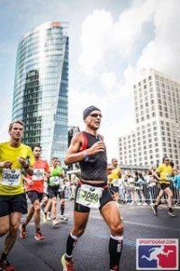 Robert Goppelt beim Marathon Berlin