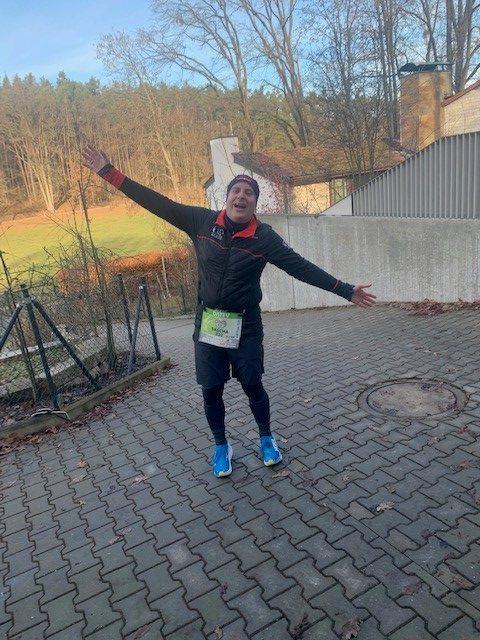 Sascha Geppert Challenge Roth Run